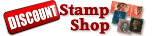 Discount Stamp Shop Logo